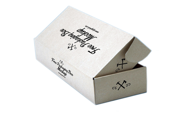 Die cut Packaging Boxes