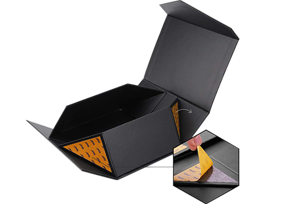 Collapsible Rigid Boxes