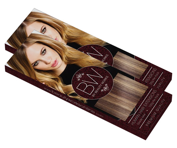 Hair Extension Box