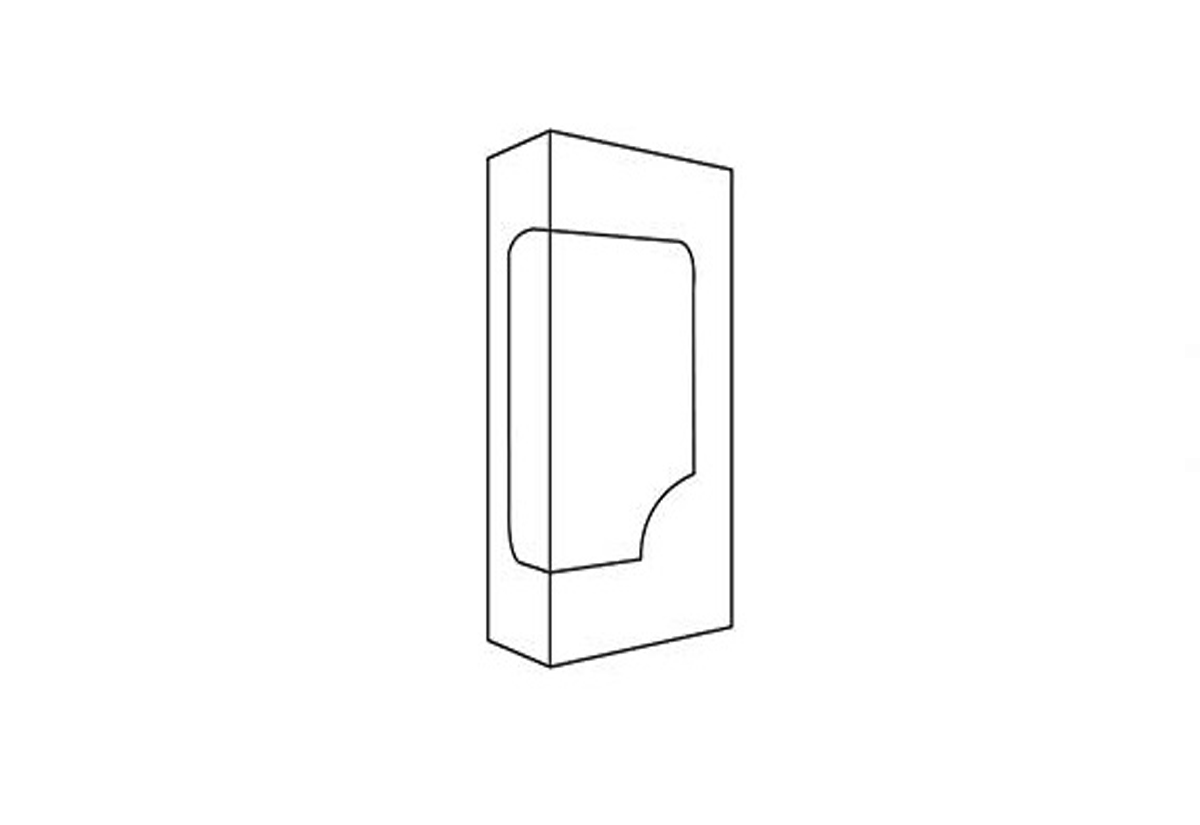 S Tuck Window Box