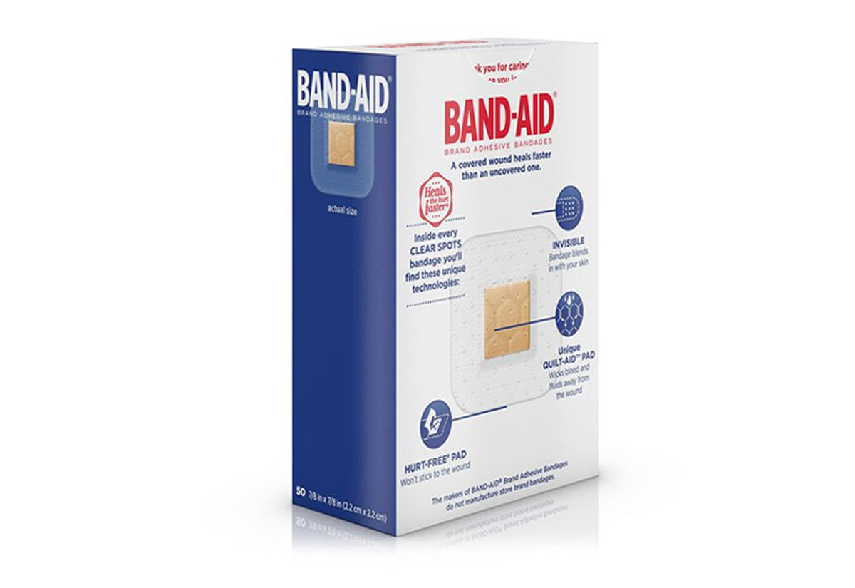 Bandage Packaging