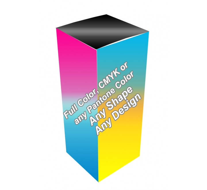 Full Color -E Liquid Boxes