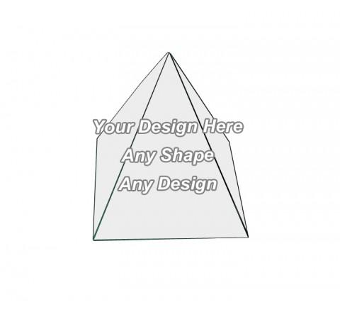 Cardboard - Pyramid Shape Boxes