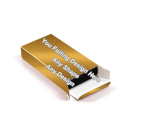 Golden Foiling - Vape / Vaping Boxes/ Packaging