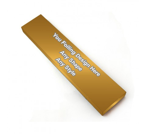 Golden Foiling - Stationary Packaging Boxes