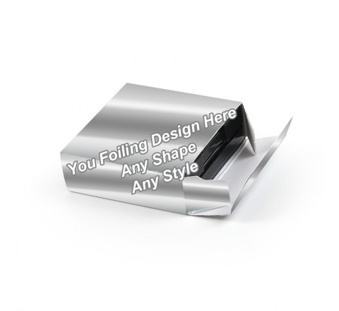 Silver Foiling - E Cigs Boxes / Packaging