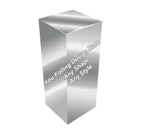 Silver Foiling - Eye Drops Packaging