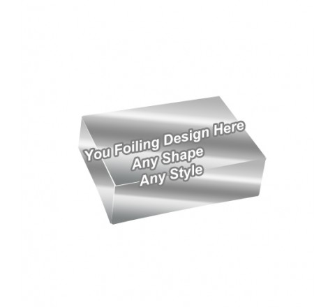 Silver Foiling  - Fidget Spinners Packaging Boxes
