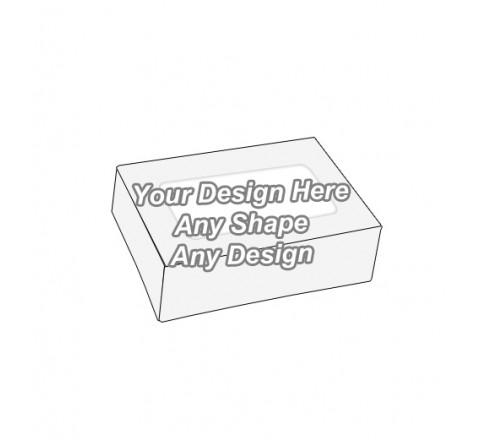 Window - Four Corner Cake Boxes